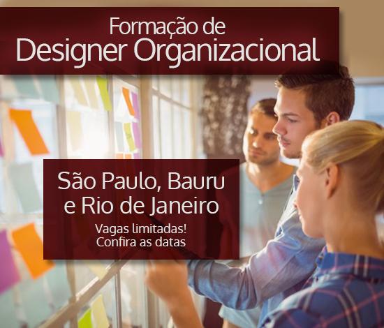 Formação de Designers Organizacionais